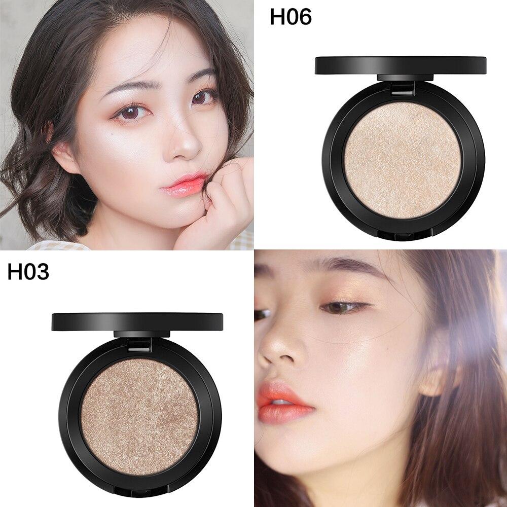 Focallure Face Highlighter&Bronzer Stick Shimmer Powder